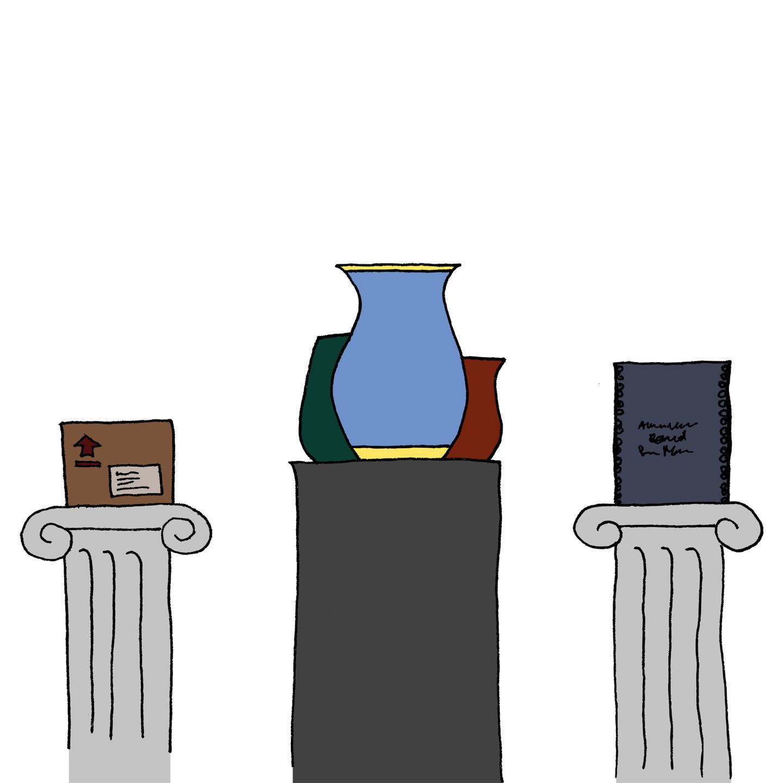 S01E03: Visible Storage