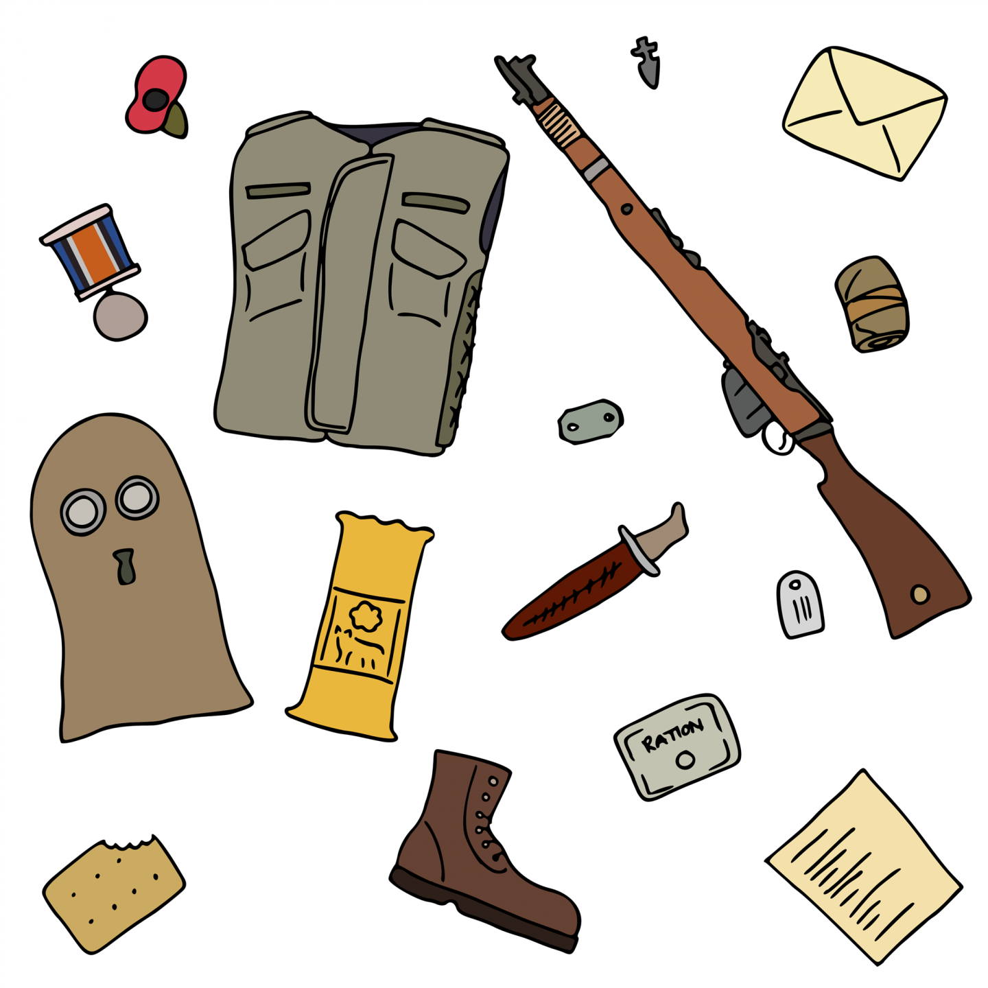 S04E04: Military Collections